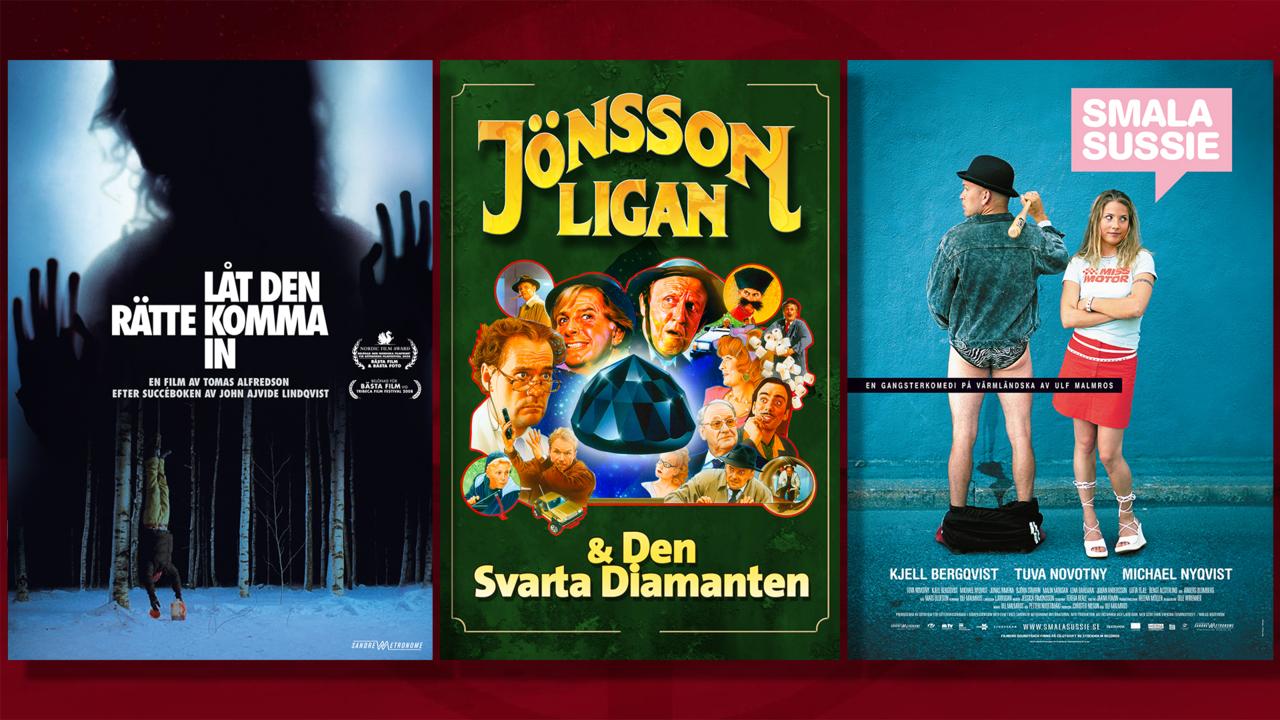 SF Studios förvärvar Sandrew Metronomes svenska filmkatalog