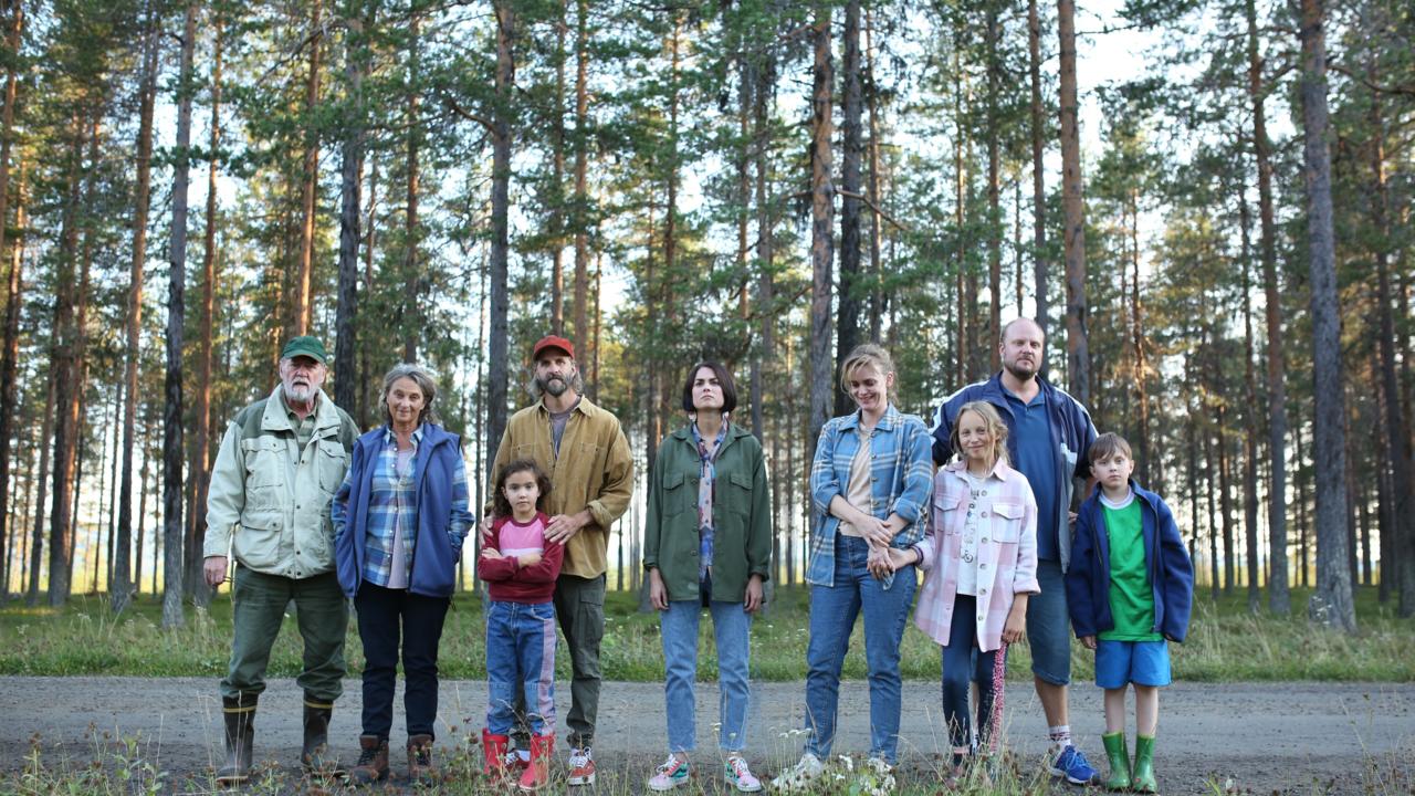 Ensemblen i EN DAG KOMMER ALLT DET HÄR BLI DITT