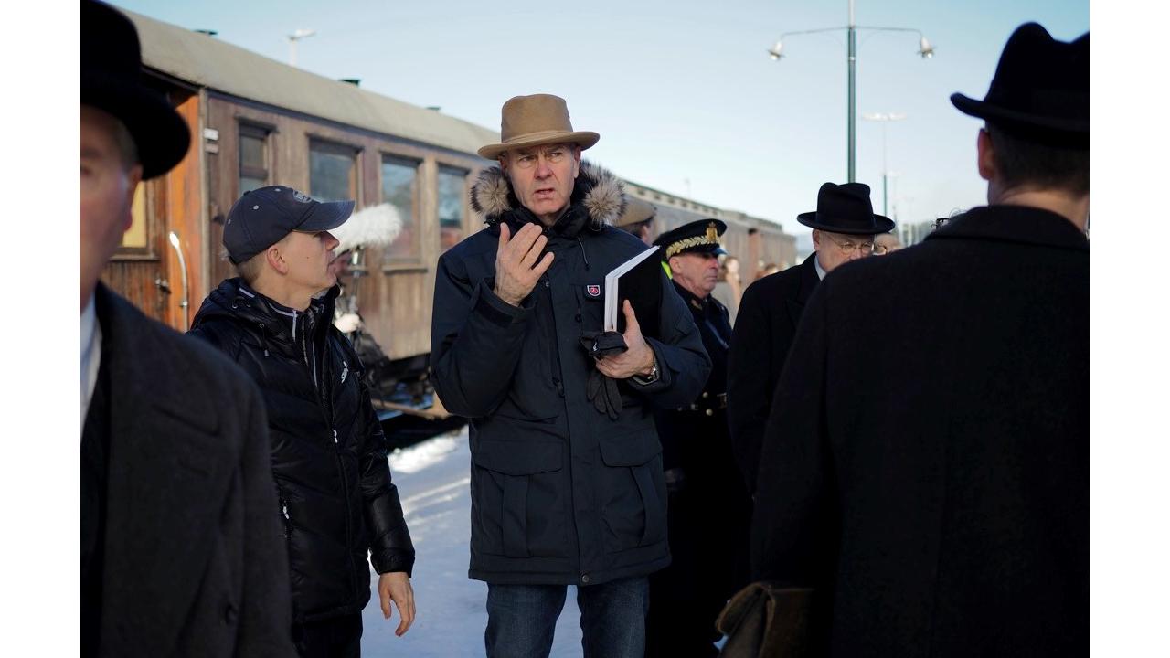 Erik Poppe, Director, Paradox