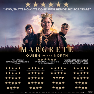 Margrethe - Queen of the North